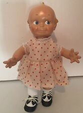 Kewpie Doll Composition Unsigned Doll Unmarked 11""