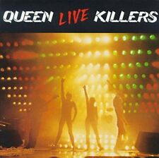 Live Killers - Queen (1991, CD NIEUW)2 DISC SET