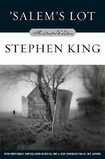 'Salem's Lot by Stephen King. Doubleday Illustrated Edition. New/Unread.
