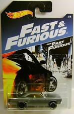 1970 '70 ROAD RUNNER FAST & AND FURIOUS MOVIE CAR 3/8 HOT WHEELS DIECAST 2017