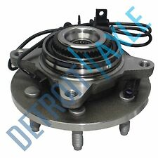 New Front Driver or Passenger Wheel Hub and Bearing Assembly F-150 2009-2011 4x4