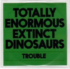 (DK184) Totally Enormous Extinct Dinosaurs, Trouble - 2010 DJ CD
