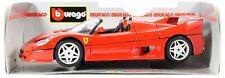 1:18 Scale Burago 3352 Diecast 1995 Ferrari F50 Super Car