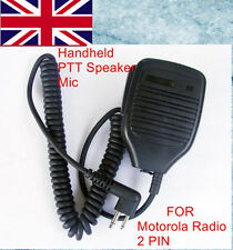 Rainproof Remote Speaker Mic Microphone PTT For Motorola Radio CP040 CP200 VL50