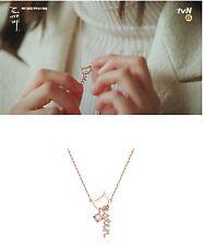 Stylus Destin Destiny Pink Silver925 Cubic Necklace Korean Drama Goblin Dokkaebi