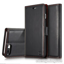 Balleen.E For iPhone 7 / 7 Plus Luxury Flip Cover Wallet Card Leather Phone Case