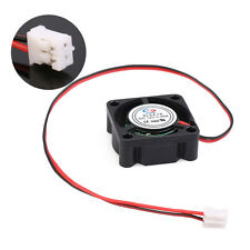 Mini Cooling Fan 12V 2Pin 25MM 2510s 25x25x10mm Brushless DC Cooler Fan