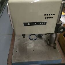Milman Engineering T700 Multiple Pitch Automatic Lead Screw Tapping Machine