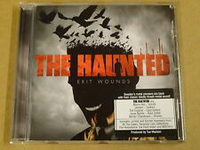 CD / THE HAUNTED - EXIT WOUNDS