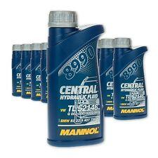 5 (10x0,5) Liter MANNOL 8990 Central Hydraulic Fluid Hydrauliköl / Servoöl