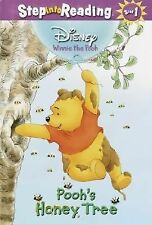 Pooh's Honey Tree (Step-Into-Reading, Step 2)-ExLibrary
