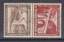 Deutsches Reich SK 30 ** postfrisch Zusammendruck Winterhilfswerk 1936