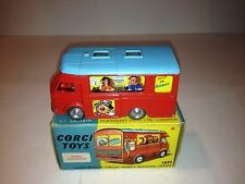 Corgi toys chipperfields circus mobile booking office 426