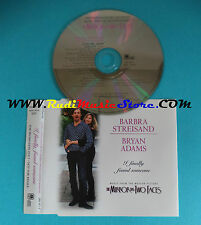 CD Singolo Barbra Streisand & Bryan Adams I Finally Found Someone 588 507 2(S23)