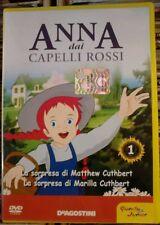 Dvd - ANNA DAI CAPELLI ROSSI Vol. 1