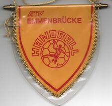 Orig.Wimpel    ATV EMMENBRÜCKE (Schweiz) - Handball  !!  SELTEN