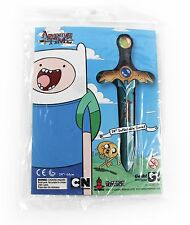 "NEW ADVENTURE TIME INFLATABLE FINN'S SWORD CARTOON NETWORK OFFICIAL TOY 24"" 61cm"