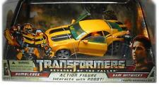 New In Box Hasbro ROTF Transformers HUMAN ALLIANCE BUMBLEBEE & SAM Action Figure