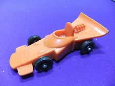 vtg galanite racing race car no 2 sweden 1960s vinyl rubber tomte