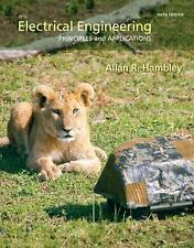 Electrical Engineering: Principles & Applications 6th Int'l Edition