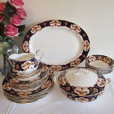 "FAVOLOSO ROYAL ALBERT ""Heirloom"" 22 Pezzi / 6 luogo Cena service-1st qualità"
