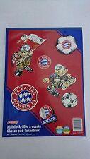 FC Bayern München - Bazi - Aufkleber - Rarität