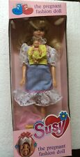 Susy The Pregnant Fashion Doll New In Box Fits Barbie Ulta Rare