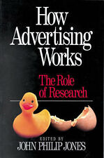 How Advertising Works: The Role of Research (Graduate Survival Skills), , New Co