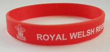ROYAL WELSH REGIMENT SILICONE WRISTBAND