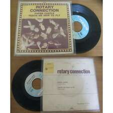 ROTARY CONNECTION - Paper Castle Rare French PS Psychedelic Funk US 68