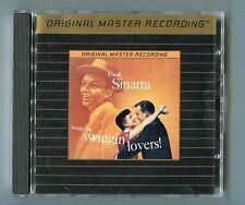 Frank Sinatra © 1987 MFSL CD ORIGINAL MASTER RECORDING 24 KT GOLD # UDCD 538