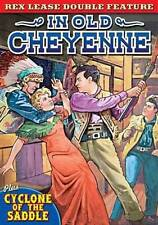 LEASE DOUBLE FEATURE: IN OLD CHEYENNE/CYCLONE OF THE SADDLE [REGION 1] NEW DVD
