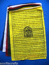 Tibetan Buddhism Guru Padmasambhava Prayer Flags India