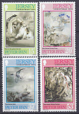 Jersey 1991 Christmas - Peter Pan Illustrations Set UM SG564-7 Cat £3.50