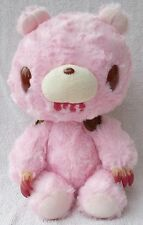Chax GP TAITO Gloomy Bear Pink Pastel Teddy Doll Soft Plush Toy Japan Kawaii 11""