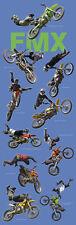 MOTORCYCLE POSTER Freestyle Motorcross FMX Door Poster