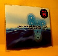 MAXI Single CD General Base On & On 4 TR 1997 House Trance