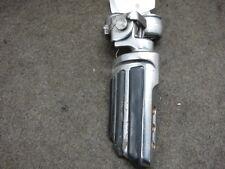 92 YAMAHA XV1100 XV 1100 VIRAGO FOOT PEG, FRONT LEFT #KK60