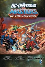 DC-universo vs. Masters of the Universe HC-Variant tedesco (US 1-6) he-MAN MOTU