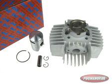 DMP 50ccm 4-Kanal Zylinder + Kolben + Dichtung Puch Maxi E50 Mofa Moped Cylinder