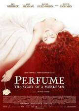 PERFUME: THE STORY OF A MURDERER Movie POSTER 27x40 C Ben Whishaw Andr s Herrera