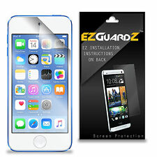 6X EZguardz LCD Screen Protector Cover Shield HD 6X For Apple iPod Touch 6th Gen
