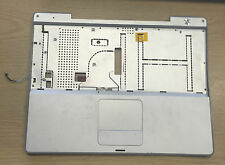 Apple Powerbook G4 Touchpad Keyboard Housing Buttons Power Switch A1010 EMC 1986