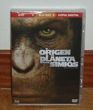 EL ORIGEN DEL PLANETA DE LOS SIMIOS - COMBO BLU-RAY+DVD+C.DIGITAL - PRECINTADO