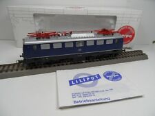 Liliput 320 610 - HO - DB  - E-Lok E10 216 - blau - TOP IN OVP