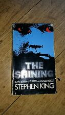 stephen king the shining first uk edition paperback rare
