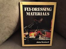 Fly-Dressing Materials by John Veniard, Winchester Press 1977, 1st Edition