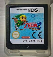 The legend of zelda phantom hourglass ds nintendo nds lite dsi xl jeu d'action ue
