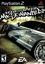 Need for Speed: Most Wanted - Playstation 2 Game Complete