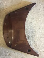 86-91 1986 YAMAHA VENTURE XVZ1300 FRONT UNDER FAIRING COVER BROWN
